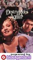 Poster 'Destry Rides Again' (c) 2002 Filmmuseum