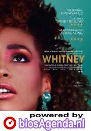 Whitney poster, © 2018 Entertainment One Benelux