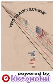 Two Trains Runnin' poster, copyright in handen van productiestudio en/of distributeur