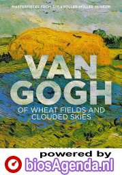 Van Gogh - Of Wheat Fields and Clouded Skies poster, copyright in handen van productiestudio en/of distributeur