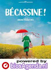 Bécassine! poster, copyright in handen van productiestudio en/of distributeur