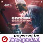 Soorma poster, copyright in handen van productiestudio en/of distributeur
