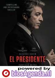 El Presidente poster, © 2017 Cinemien