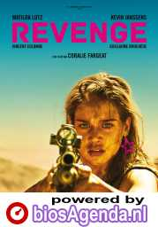 Revenge poster, copyright in handen van productiestudio en/of distributeur