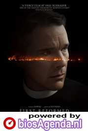 First Reformed poster, copyright in handen van productiestudio en/of distributeur