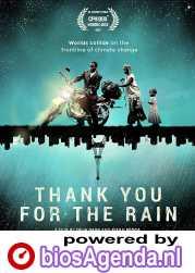 Thank You for the Rain poster, copyright in handen van productiestudio en/of distributeur