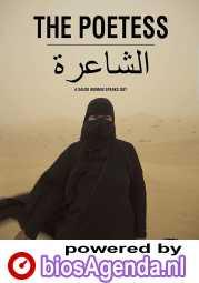 The Poetess poster, copyright in handen van productiestudio en/of distributeur