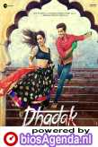 Dhadak poster, copyright in handen van productiestudio en/of distributeur