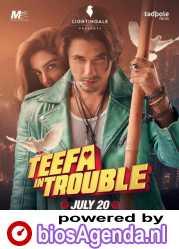 Teefa in Trouble poster, copyright in handen van productiestudio en/of distributeur