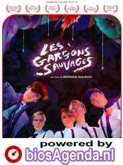 The Wild Boys poster, copyright in handen van productiestudio en/of distributeur