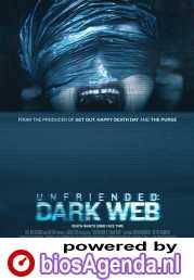 Unfriended: Dark Web poster, copyright in handen van productiestudio en/of distributeur