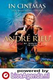 André Rieu 2018: Amore My Tribute to Love poster, copyright in handen van productiestudio en/of distributeur
