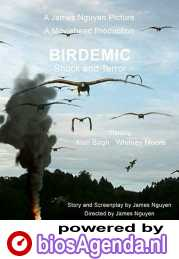Birdemic: Shock and Terror poster, copyright in handen van productiestudio en/of distributeur