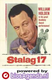 Stalag 17 poster, copyright in handen van productiestudio en/of distributeur