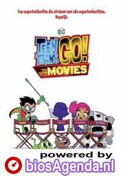 Teen Titans GO! at the Movies poster, © 2018 Warner Bros.