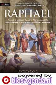 Raphael - the Lord of the Arts poster, copyright in handen van productiestudio en/of distributeur