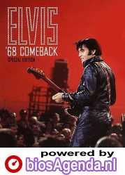 Elvis poster, copyright in handen van productiestudio en/of distributeur