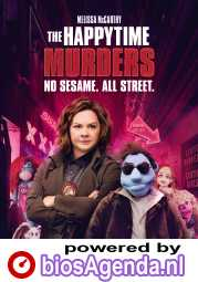 The Happytime Murders poster, © 2018 The Searchers