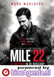 Mile 22 poster, © 2018 The Searchers