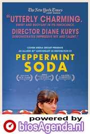 Peppermint Soda poster, copyright in handen van productiestudio en/of distributeur