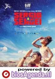Sergio and Sergei poster, copyright in handen van productiestudio en/of distributeur
