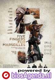 Five Fingers for Marseilles poster, copyright in handen van productiestudio en/of distributeur