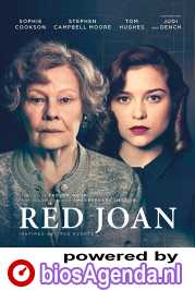 Red Joan poster, © 2018 Cinéart