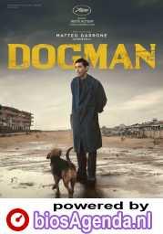 Dogman poster, © 2018 Cinéart