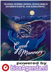 Good Manners poster, © 2017 MOOOV Film Distribution