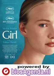 Girl poster, copyright in handen van productiestudio en/of distributeur