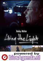 Living the Light - Robby Müller poster, © 2018 Cinema Delicatessen