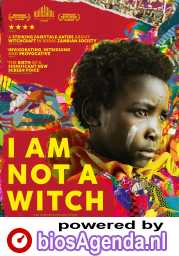 I Am Not a Witch poster, © 2017 September