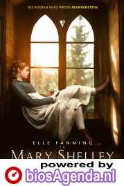 Mary Shelley poster, © 2017 Paradiso