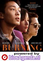 Burning poster, © 2018 Imagine