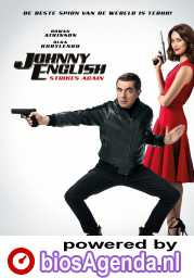 Johnny English Strikes Again poster, © 2018 Universal Pictures International