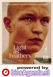 Light as Feathers poster, © 2018 Herrie film & TV