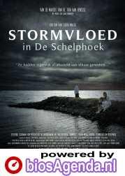 Stormvloed in De Schelphoek poster, copyright in handen van productiestudio en/of distributeur