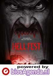 Hell Fest poster, © 2018 Dutch FilmWorks