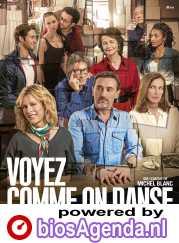 Voyez comme on danse poster, © 2018 Cinéart