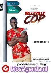 Belleville Cop poster, © 2018 Independent Films