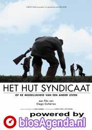 Het Hut Syndicaat poster, © 2018 Cinema Delicatessen