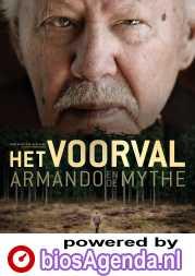 Het Voorval - Armando en de mythe poster, © 2018 Amstelfilm