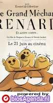 De grote boze vos & andere verhalen (NL) poster, copyright in handen van productiestudio en/of distributeur