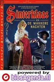 Sinterklaas en de Wakkere Nachten poster, copyright in handen van productiestudio en/of distributeur