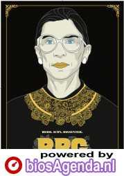 RBG poster, © 2018 Entertainment One Benelux