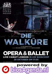 The Royal Opera: Die Walküre poster, copyright in handen van productiestudio en/of distributeur