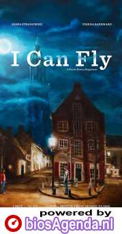 I Can Fly poster, copyright in handen van productiestudio en/of distributeur