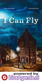 I Can Fly poster, copyright in handen van productiestudio en/of distributeur