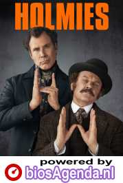 Holmes & Watson poster, © 2018 Universal Pictures International