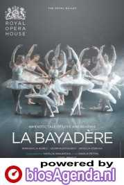 The Royal Ballet: La Bayadère poster, copyright in handen van productiestudio en/of distributeur